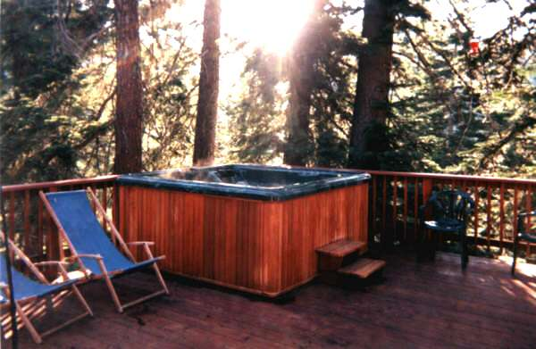 436 Barrett Drive Hot Tub Luxury South Lake Tahoe